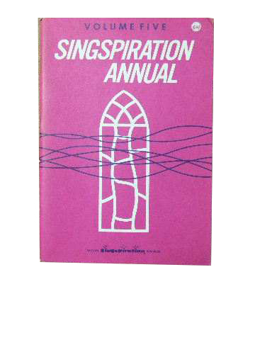 Image for Singspiration Annual Volume 5.