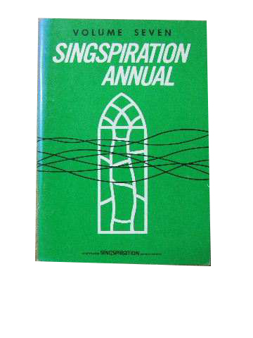Image for Singspiration Annual Volume 7.