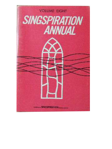 Image for Singspiration Annual Volume 8.