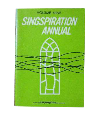 Image for Singspiration Annual Volume 9.