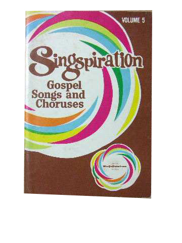 Image for Singspiration Gospel Songs and Choruses Volume 5.