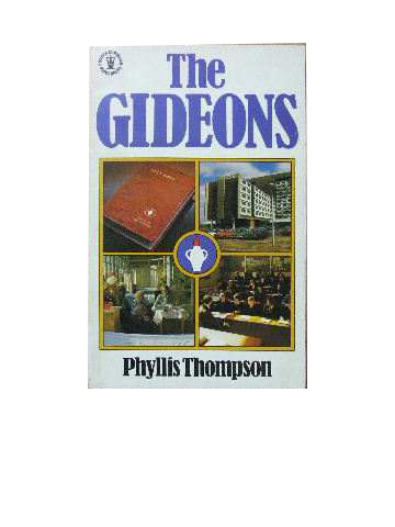 Image for The Gideons  The Story of the Gideons International in the British Isles