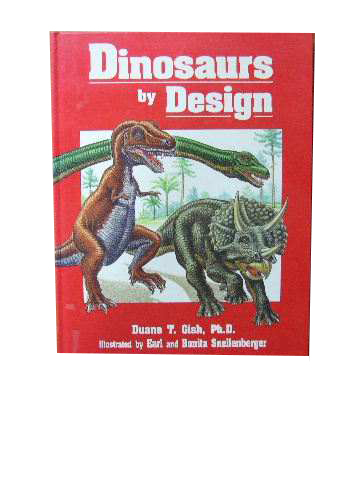 Image for Dinosaurs by Design.