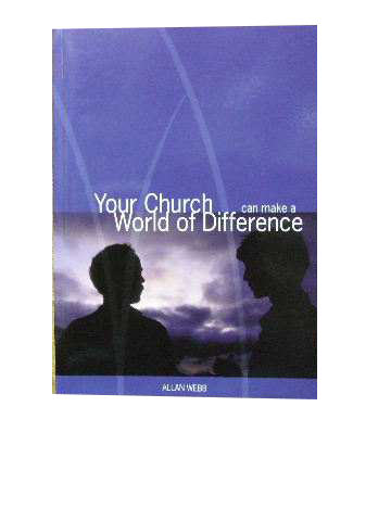 Image for Your Church can make a world of difference.