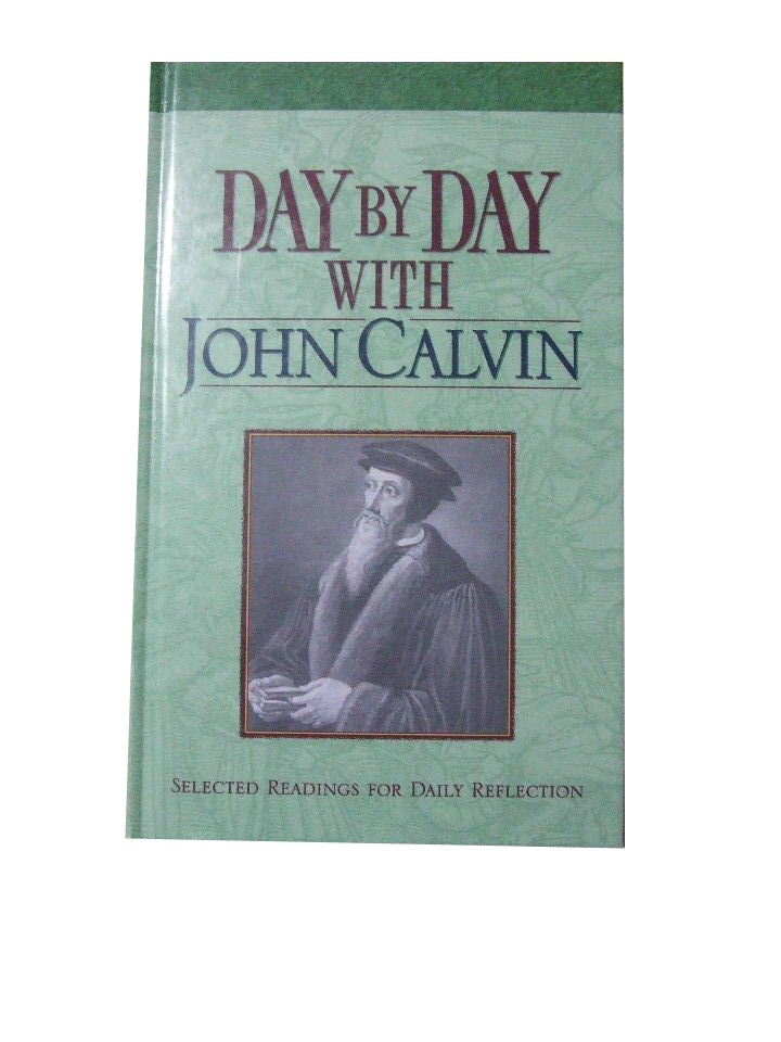 Image for Day By Day With John Calvin
