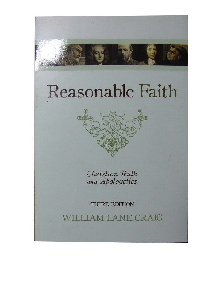 Image for Reasonable Faith: Christian Truth and Apologetics.