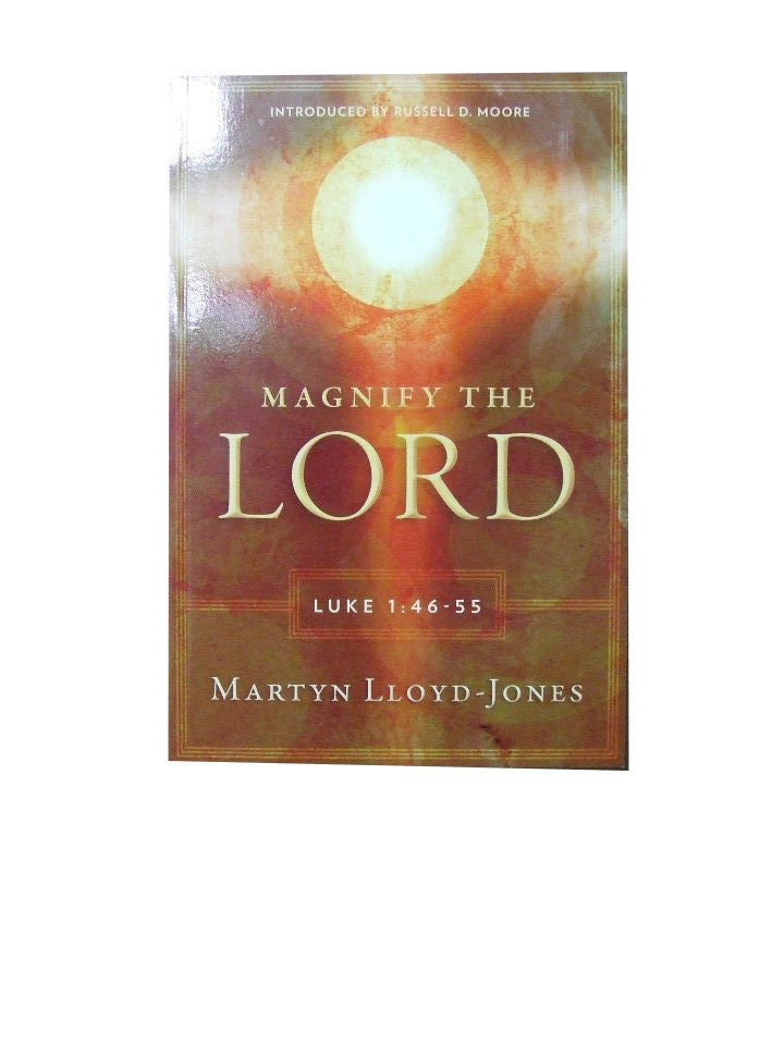 Image for Magnify The Lord  Luke 1:46-55