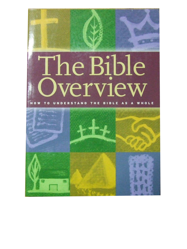 Image for The Bible Overview  How to understand the Bible as a Whole