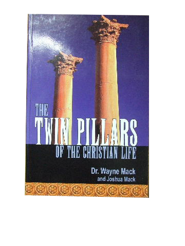 Image for Twin Pillars of the Christian Life.