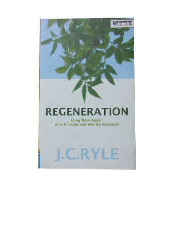 Image for Regeneration.