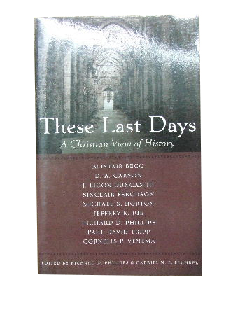Image for These Last Days  A Christian View of History