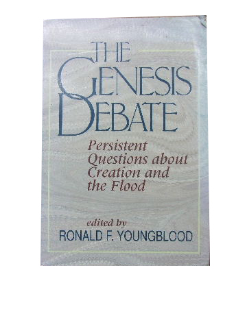 Image for The Genesis Debate: Persistent Questions About Creation and the Flood.