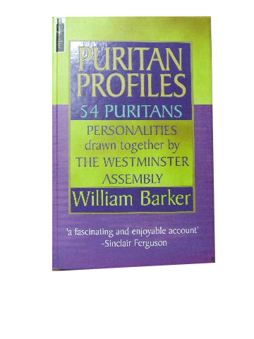 Image for Puritan Profiles.
