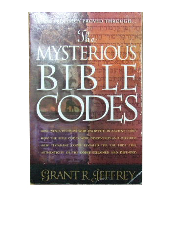 Image for The Mysterious Bible Codes.