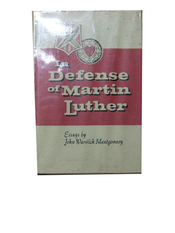 Image for In Defense of Martin Luther.