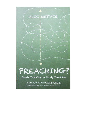 Image for Preaching?  Simple Teaching on Simply Preaching