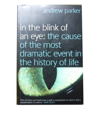 Image for In the Blink of an Eye: the cause of the most dramatic event in the history of life.