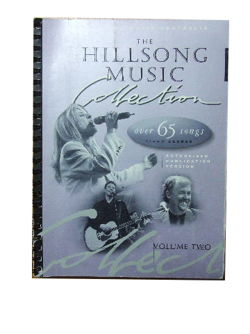 Image for The Hillsong Music Collection Volume 2