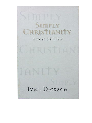Image for Simply Christianity  Beyond Religion