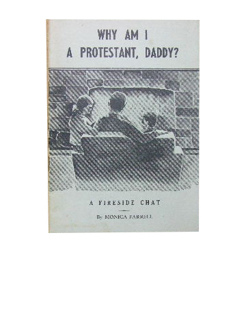 Image for Why Am I A Protestant, Daddy?