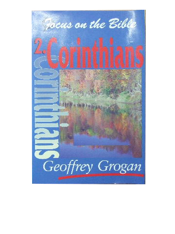 Image for Second Corinthians (Focus on the Bible Commentary Series)).