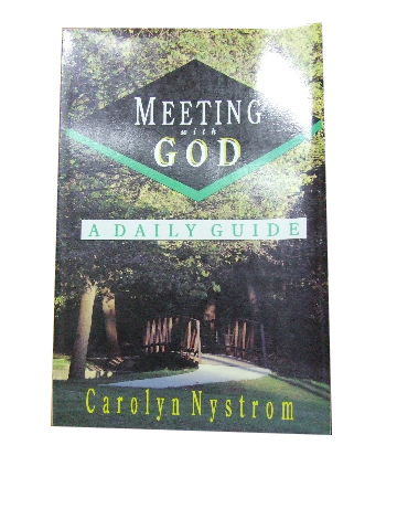 Image for Meeting with God  A daily guide
