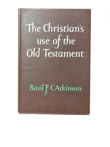 Image for The Christian's Use of the Old Testament.