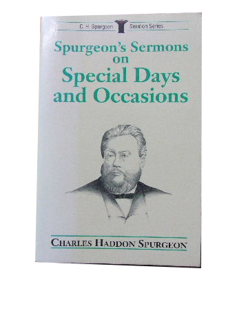 Image for Spurgeon's Sermons on Special Days and Occasions.