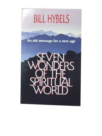 Image for Seven Wonders of the Spiritual World.