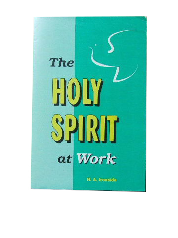 Image for The Holy Spirit at Work.