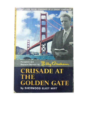 Image for Crusade at the Golden Gate.