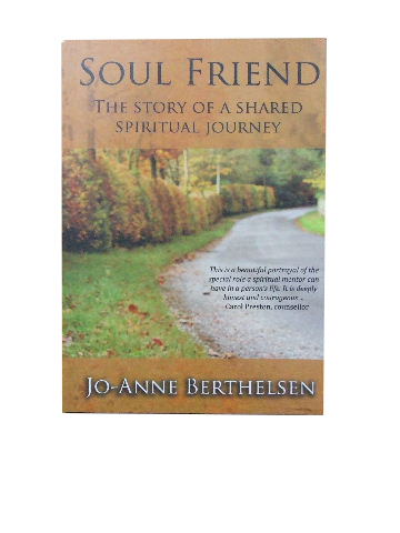 Image for Soul Friend  The story of a shared spiritual journey