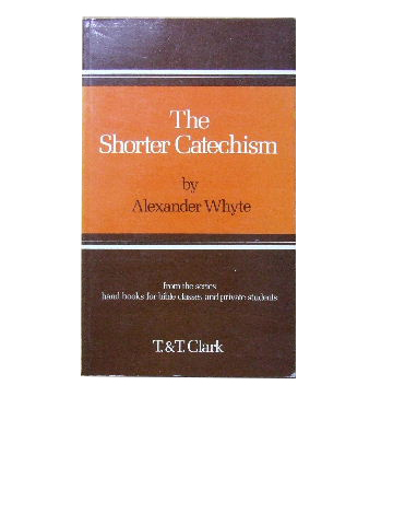 Image for A Commentary on The Shorter Catechism.
