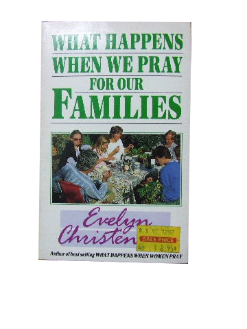 Image for What Happens When We Pray for our Families.