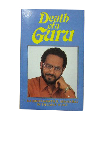 Image for Death of a Guru.