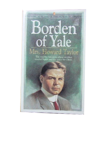 Image for Borden of Yale