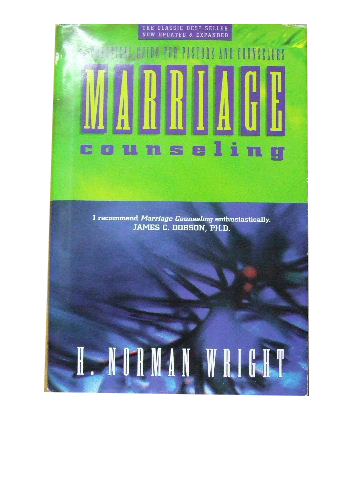 Image for Marriage Counseling  A Practical Guide for Pastors and Counselors
