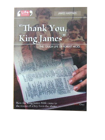 Image for Thank You, King James  The tough life of Robert Hicks