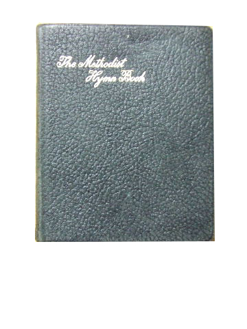 Image for The Methodist Hymn Book  (words only)