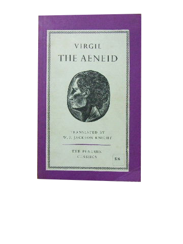 Image for The Aeneid.