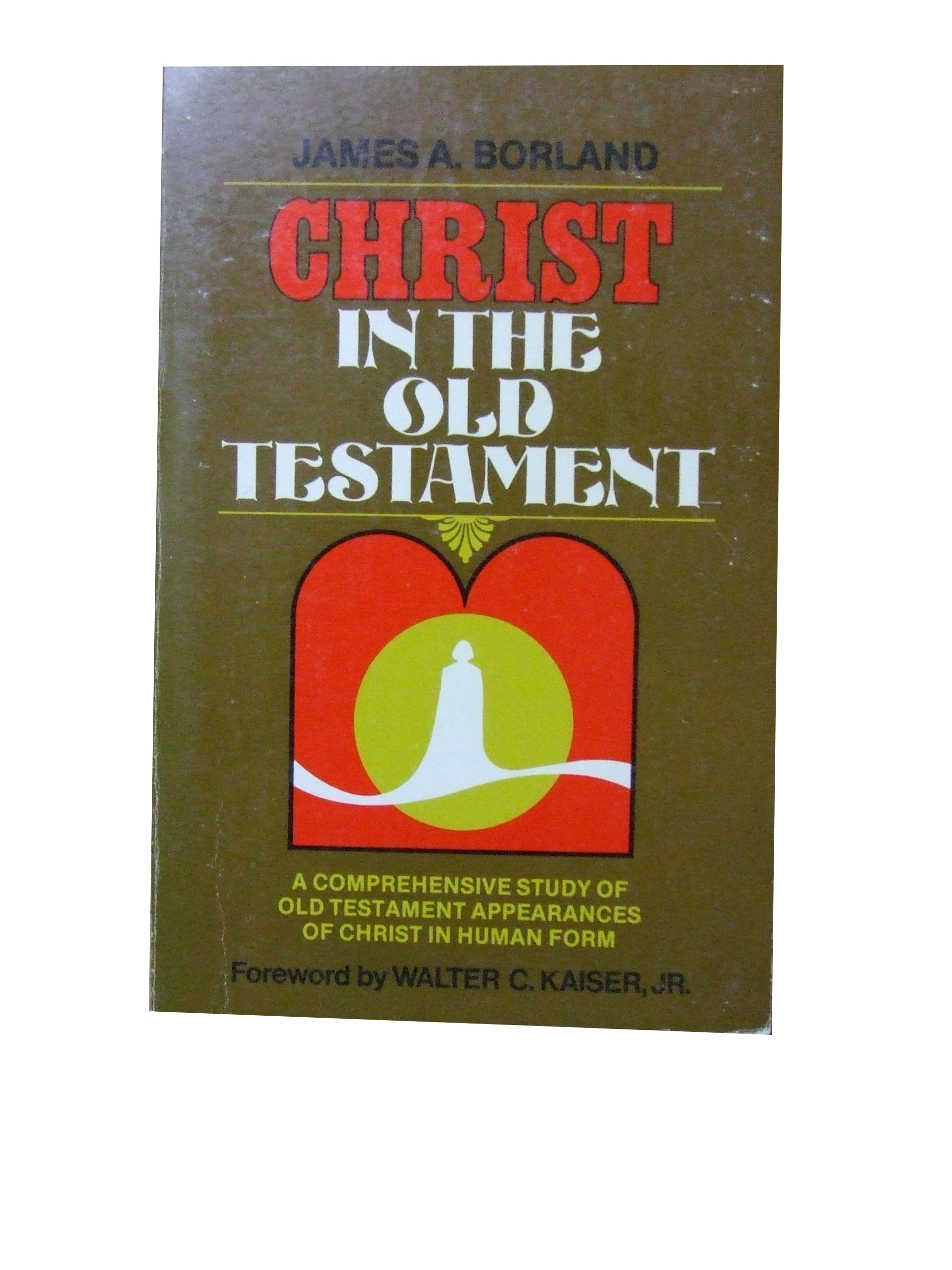 Image for Christ in the Old Testament.