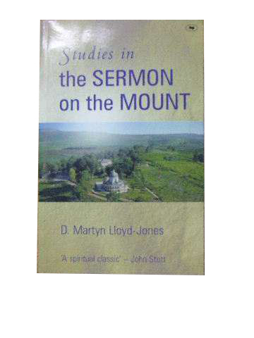 Image for Studies in the Sermon on the Mount