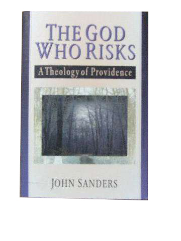 Image for The God Who Risks: A Theology of Divine Providence.