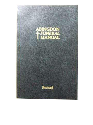 Abingdon Funeral Manual