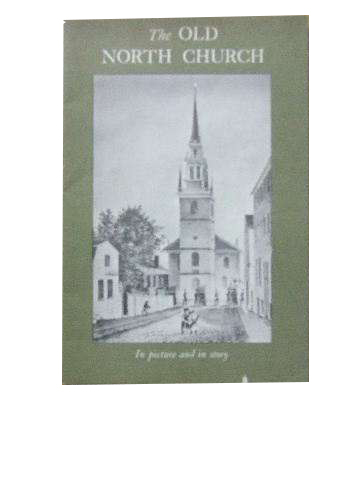 Image for Pictorial History of Christ Church Boston  The Old North Church of Paul Revere fame