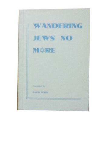 Image for Wandering Jews No More  Testimonies of present-day Jewish men and women who have found Messiah