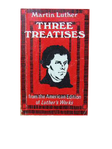 Image for Three Treatises.