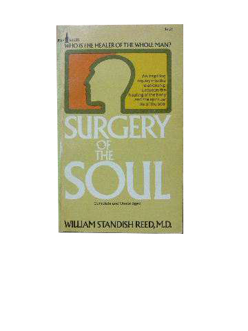 Image for Surgery of the Soul.