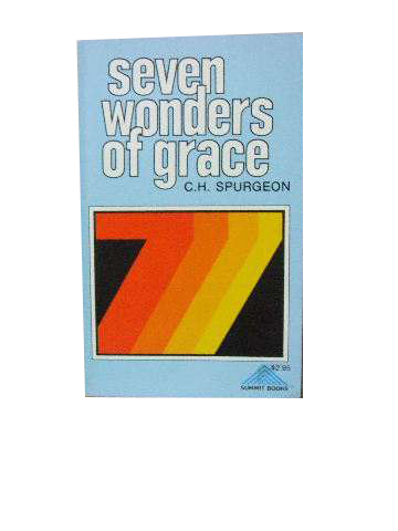 Image for Seven Wonders of Grace.
