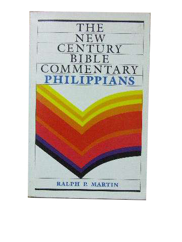 Image for Philippians  New Century Bible Commentary